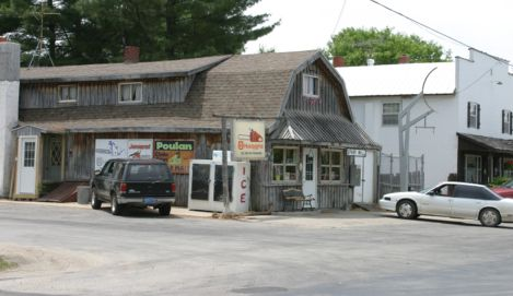 Sparr MI General Store